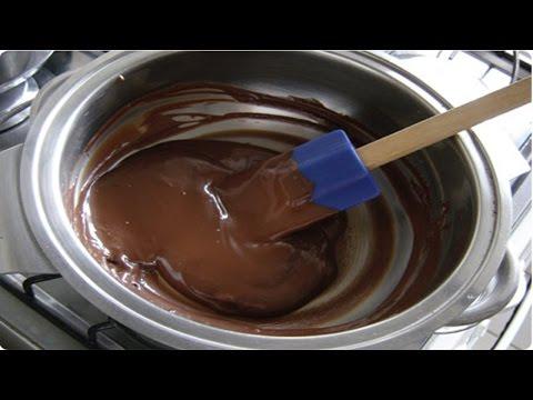 Como Derreter Chocolate - Como Montar e Operar uma Pequena Fábrica de Chocolate