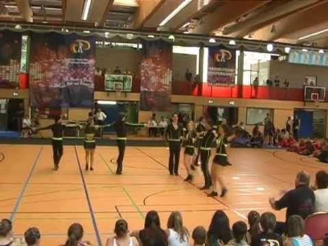 Rocking Baloos - Süddeutsche Meisterschaft 2011