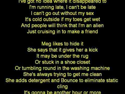 Weezer - Wheres My Sex