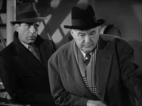 Across The Pacific (1942) Humphrey Bogart,  Sydney Greenstreet.