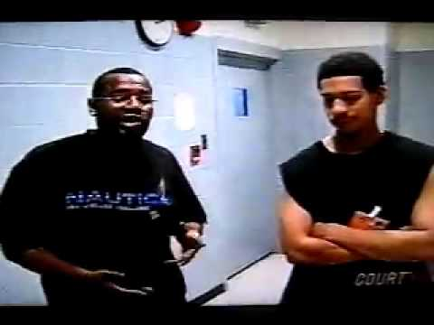 PRISON LIFE PART 1 - BLACKMAN STAY OUT OF JAIL IT IS NO PLACE FOR ANY HUMAN