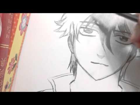 Gintoki Sakata free / speed draw