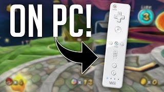 How to use your WIIMOTES on PC! (Mayflash Dolphinbar)