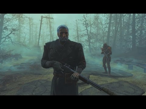 NEW WEAPONS in Far Harbor Trailer! - Fallout 4 DLC
