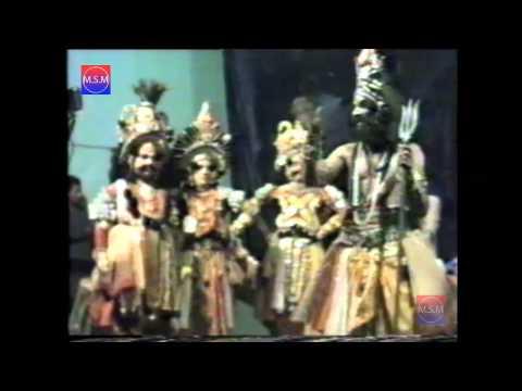 Yakshagana - Kalinga Navada - Rare Moments - Bhasmasura Mohini...