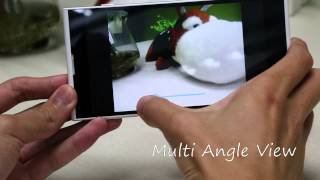 Use DOOGEE DG550 Camera Like This!