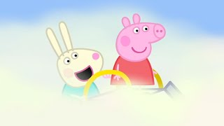 Peppa Pig Full Episodes |Lost in the Fog #96