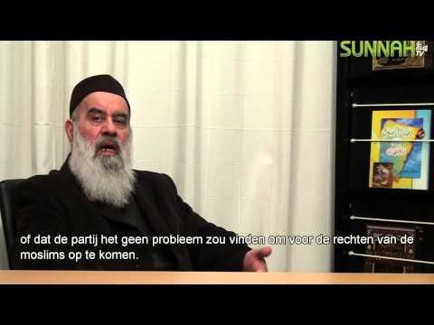 Verduidelijking omtrent het meedoen met verkiezingen Sheikh Ahmed Salaam met Nederlandse ondertiteling.