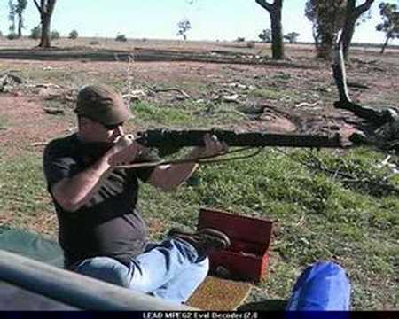 Lee-Enfield 1917 SMLE shoot