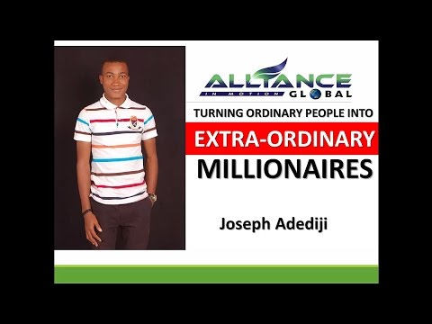 ALLIANCE IN MOTION GLOBAL NIGERIA (AIM GLOBAL) 2017 OPPORTUNITY PLAN - Earn 153,200 Naira Per Day