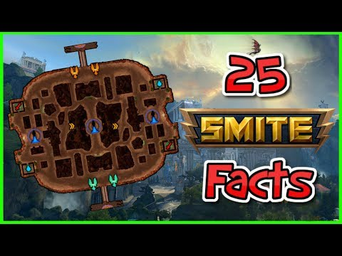 25 Interesting Facts You Didn't Know About Smite!