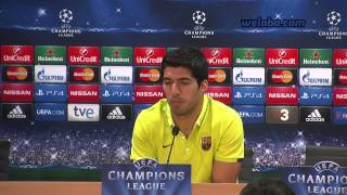 "Luis Suárez: ""I watch Liverpool matches"" / www.weloba.com"