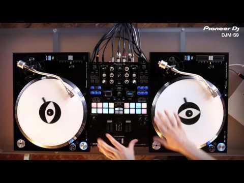 Pioneer DJM-S9 - Профессиональный скретч микшер для Serato Dj