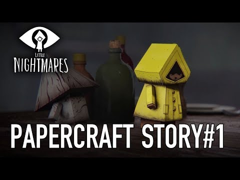 Little Nightmares - Papercraft Story #1