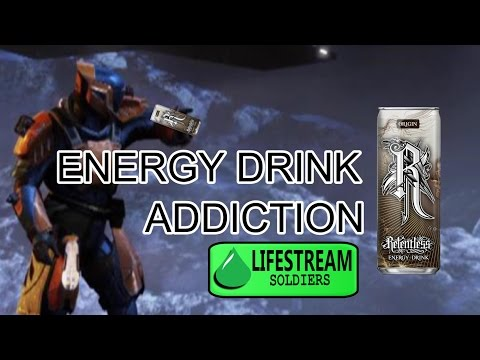 Lifestream Soldiers and Their Energy Drink Addiction