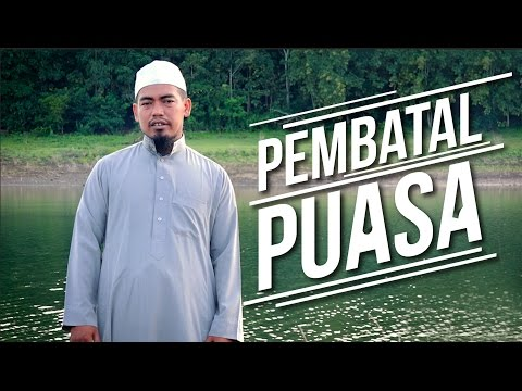 Seri Puasa 5: Pembatal Puasa - Ustadz Ainurrofiq, Lc