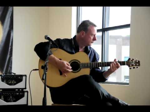 Experience PRS 2009 Acoustic Clinic with Tony McManus 8