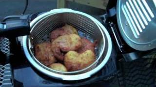 How to Make Fried Green Tomatoes 2