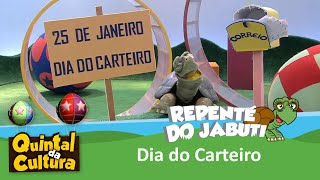 Repente do Jabuti - Dia do Carteiro - 25/01/2016