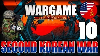 Wargame: Red Dragon -Campaign- Second Korean War: 10