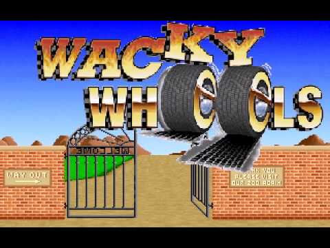 Wacky Wheels music - Dream (Main Theme) (AdLib)