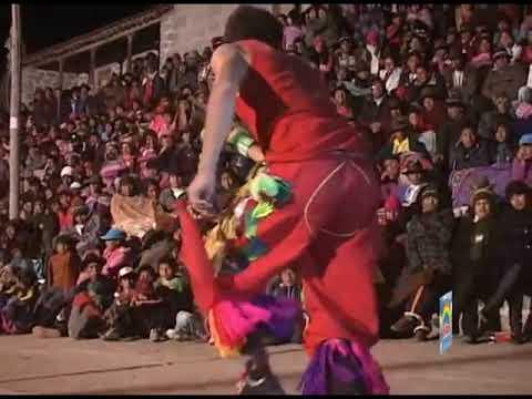 DANZA DE LAS TIJERAS EN CONGALLA 2012 PARTE (02)