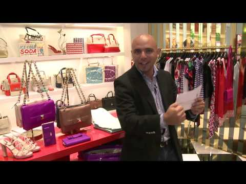 DSS 2013, Week 1: Kate Spade in The Mall of the Emirates