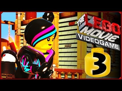 Zagrajmy w LEGO Przygoda Gra Wideo #3 - Dziki Zachód!