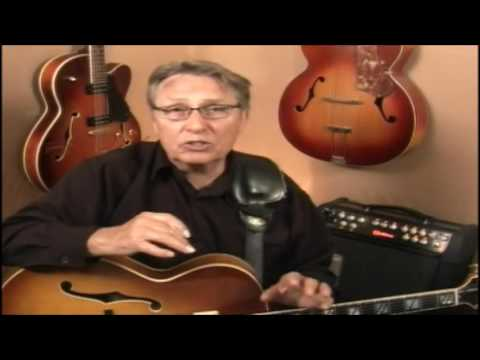 Encasement Licks 1-9 Lesson Demo Rich Severson