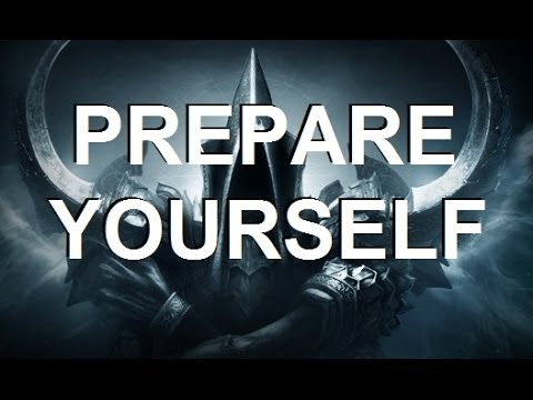 Prepare Yourself! Diablo 3: Reaper of Souls - Gearing and Loot