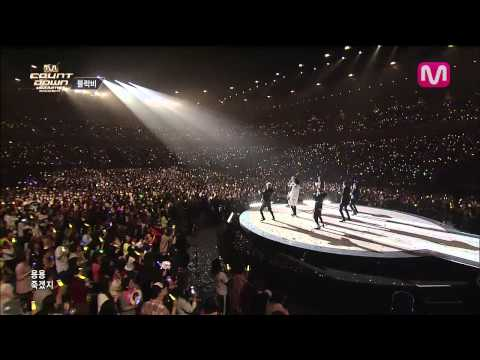 Block.b 난리 나 (nanrina By Block.b Of M Countdown 2014.4.3) video