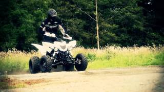 Suzuki LTZ 400 and SMC Ram 520 in Action