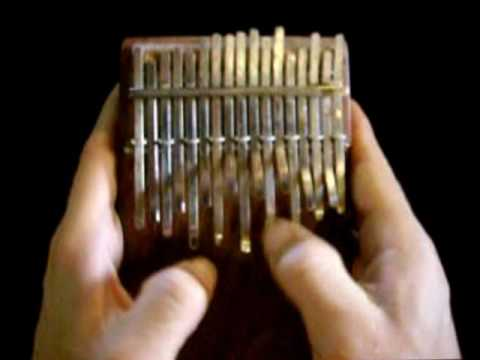 SaReGaMa - Kalimba solo for Lotus