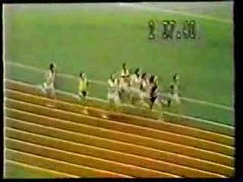 1976 Olympic 1500m Final