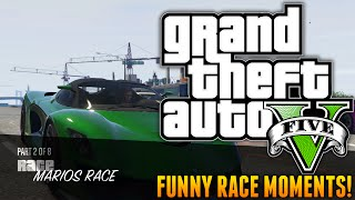 GTA V FUNNY MOMENTS #1 - THE FORFEIT CHALLENGE