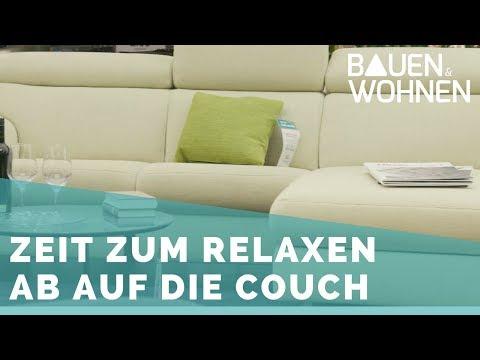 Neues aus der Polsterklasse - Sofa Trends