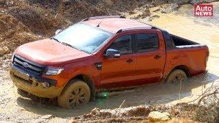 Ford Ranger im Test: Offroad ein echter Kerl