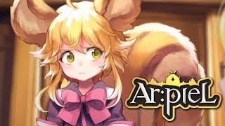 Ar:piel Online JP OBT Squirrel Gameplay