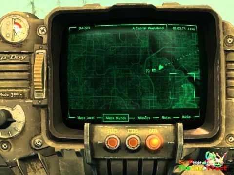 Fallout 3 video analise completa PT/BR