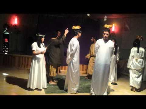 Obras de Teatro para Evangelizar - Drama Cristiano De Navidad - Un Sueño De Navidad