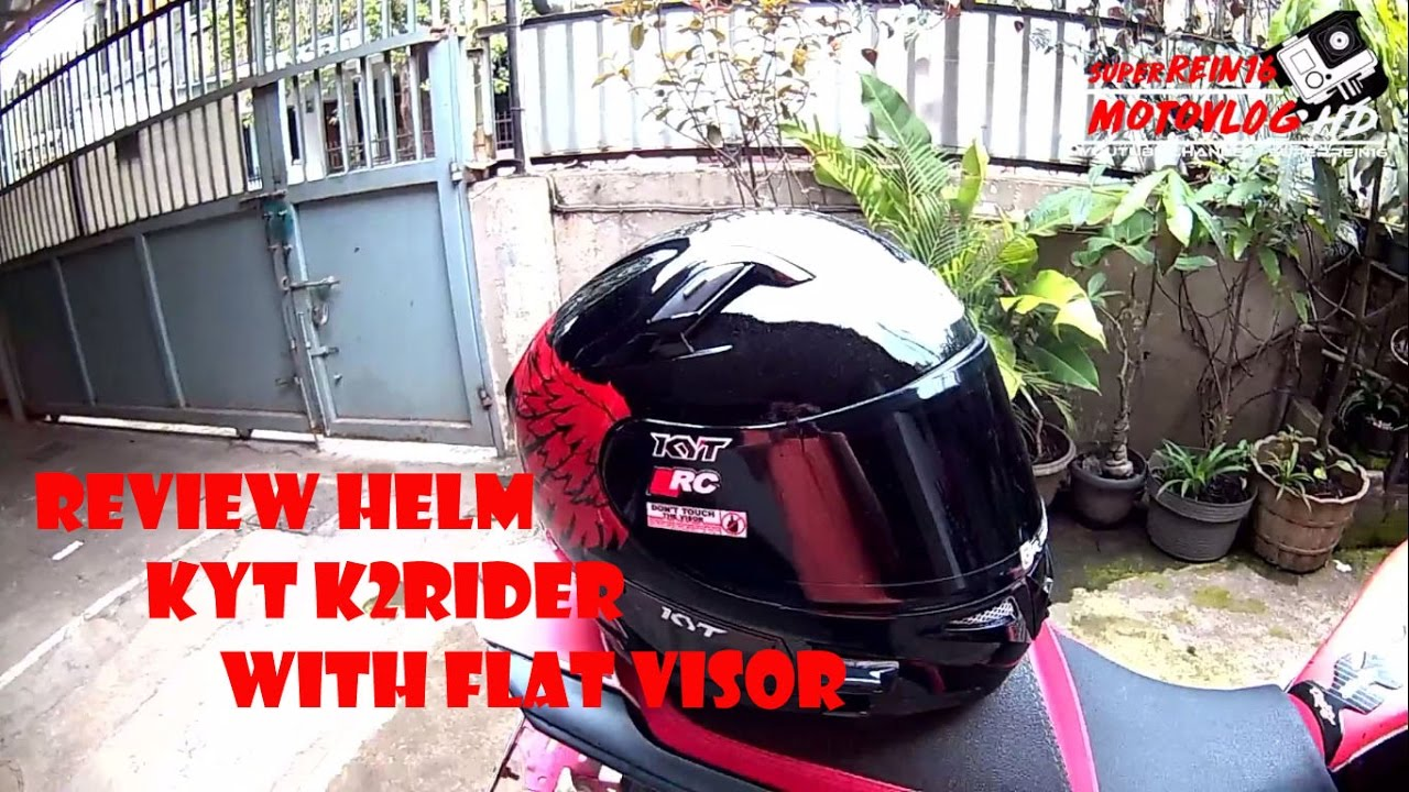 14 Review Helm Kyt K2 Rider With Flat Visor Superrein16 Hot Clip R10 Race Aqua Marine New Video Funny