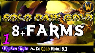 Solo Raw Gold - Episode 1 | Go Gold Mode 8.3