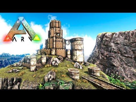 ARK: Survival Evolved - ТАЙНА СТАРОГО ЗАМКА!! (ARK Ragnarok)