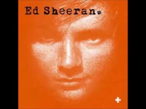 Ed Sheeran - The A team (audio)