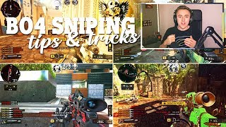 HOW TO SNIPE on Black Ops 4