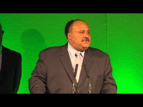 Kick It Out Anniversary Dinner - Martin Luther King III