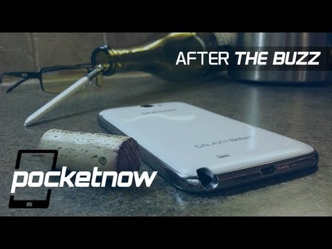 Video: After The Buzz - Galaxy Note II, Episode 9