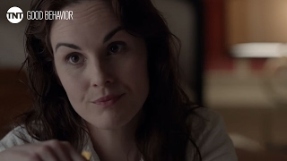 Good Behavior: Letty Eating Breakfast Season - 1 Ep. 2 [CLIP] | TNT