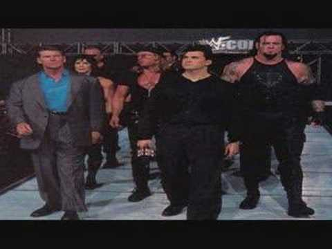 Shane McMahon 5th Corporate Ministry