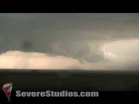 Wall Clouds, Funnels and Fires near Selby/Mobridge, SD